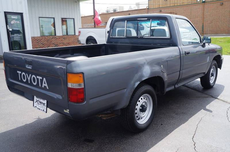 Image 10 of Toyota: Tacoma Base…