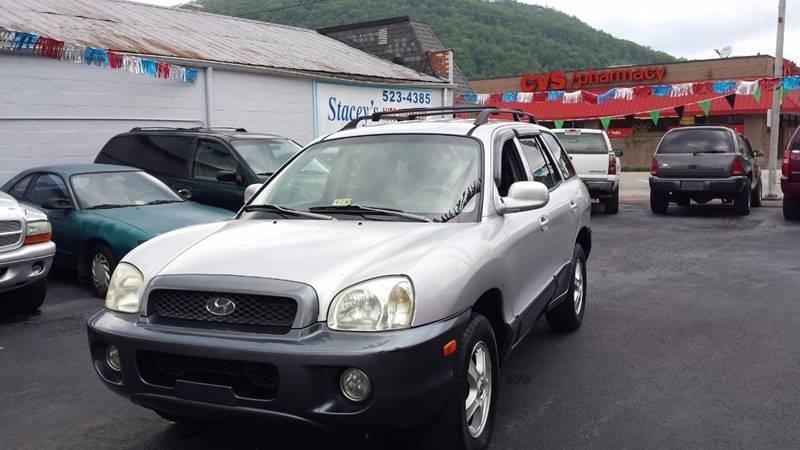 2001 Hyundai Santa Fe AWD LX 4dr SUV - Abingdon VA