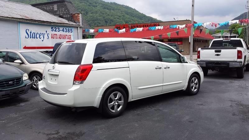 2008 Nissan Quest 3.5 4dr Mini-Van - Big Stone Gap VA