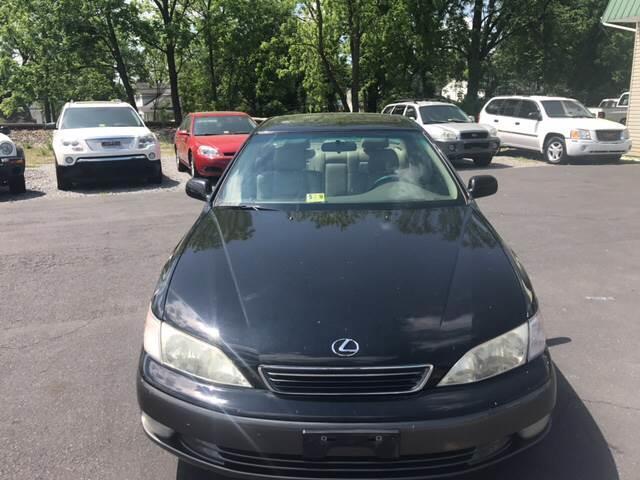 1999 Lexus ES 300 4dr Sedan - Abingdon VA