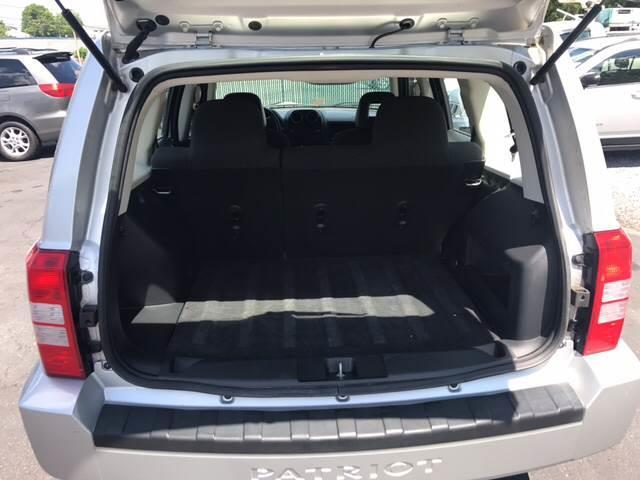 2009 Jeep Patriot 4x4 Sport 4dr SUV - Abingdon VA