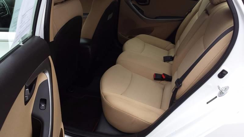 2013 Hyundai Elantra GLS 4dr Sedan - Big Stone Gap VA