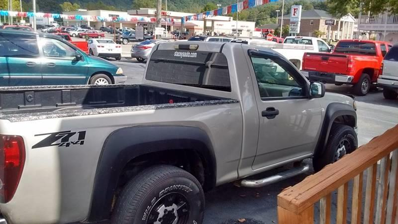 2005 Chevrolet Colorado 2dr Standard Cab Z71 4WD SB - Big Stone Gap VA