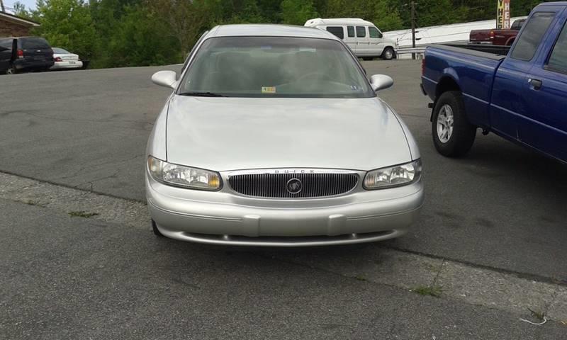 2002 Buick Century Custom 4dr Sedan - Lebanon VA