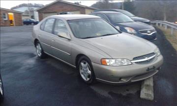 2000 Nissan Altima