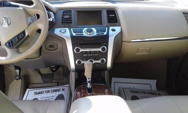 2009 Nissan Murano AWD LE 4dr SUV - Lebanon VA