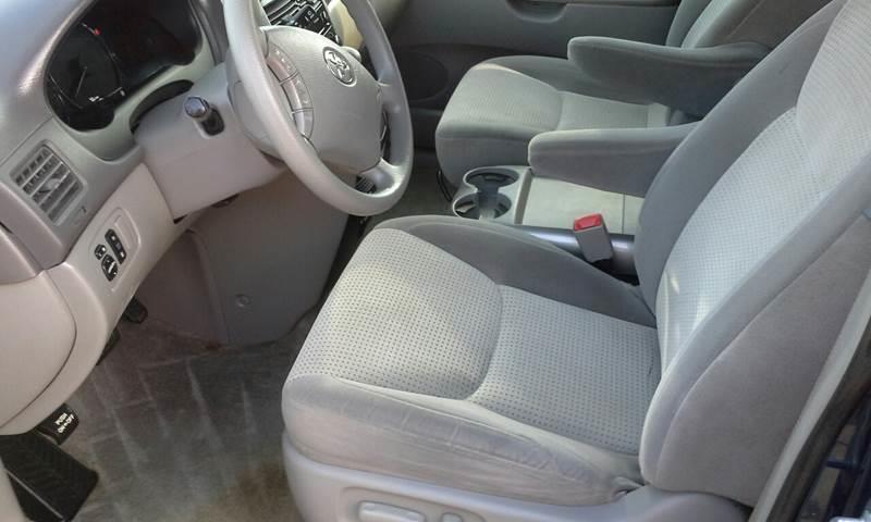 2007 Toyota Sienna LE 7-Passenger 4dr Mini-Van - Lebanon VA