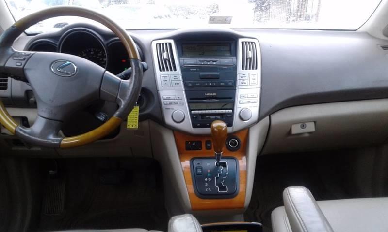 2005 Lexus RX 330 AWD 4dr SUV - Abingdon VA