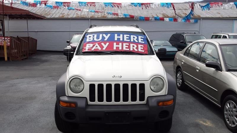 2004 Jeep Liberty 4dr Sport 4WD SUV - Abingdon VA
