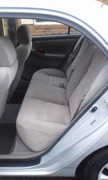 2006 Toyota Corolla LE 4dr Sedan w/Automatic - Lebanon VA