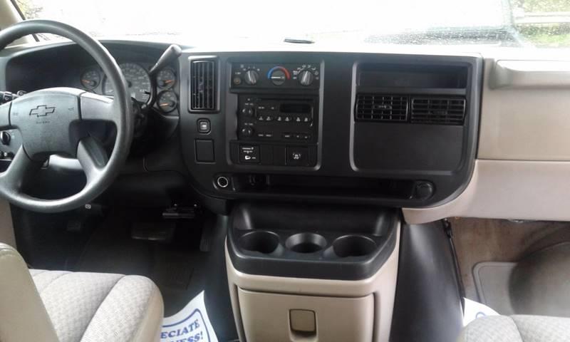 2006 Chevrolet Express Passenger LS 3500 3dr Passenger Van - Abingdon VA