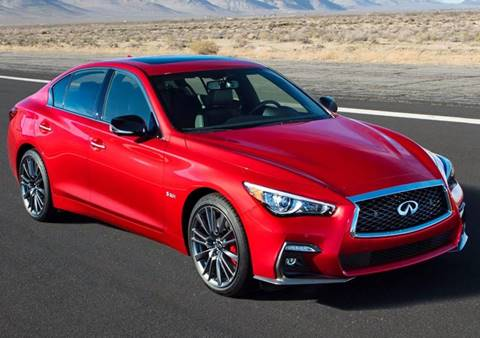 2018 Infiniti Q50 for sale in Brooklyn, NY
