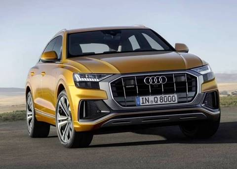 2019 Audi Q8 for sale in Brooklyn, NY