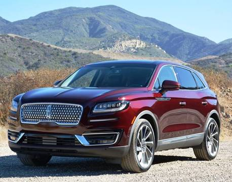 2019 Lincoln Nautilus for sale in Brooklyn, NY