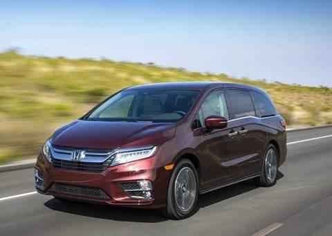 2020 Honda Odyssey for sale in Brooklyn, NY