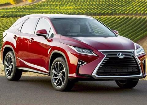 Lexus rx 350 for sale in new york for Certified luxury motors great neck ny