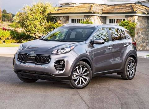2017 Kia Sportage for sale in Brooklyn, NY