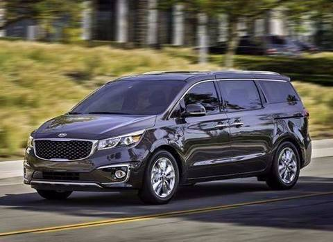 2017 Kia Sedona for sale in Brooklyn, NY