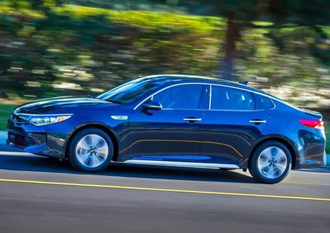 2017 Kia Optima for sale in Brooklyn, NY