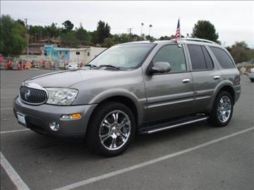 2006 Buick Rainier for sale in Fallbrook, CA