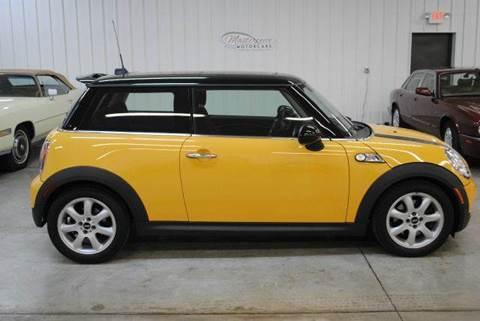 2008 MINI Cooper for sale at Masterpiece Motorcars in Germantown WI