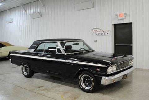 1963 Ford Fairlane for sale at Masterpiece Motorcars in Germantown WI