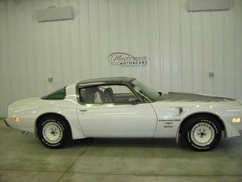 1980 Pontiac Trans Am for sale at Masterpiece Motorcars in Germantown WI