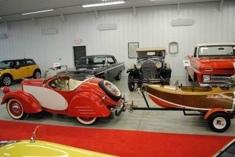 1938 American Bantam Roadster for sale at Masterpiece Motorcars in Germantown WI