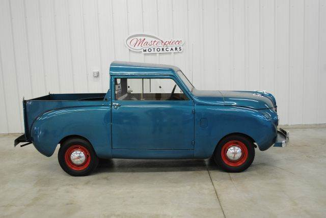 1947 Crosley Round Side Pickup for sale at Masterpiece Motorcars in Germantown WI