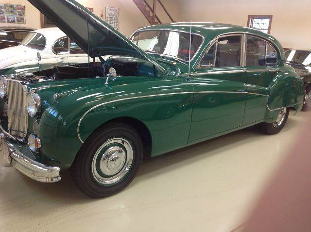 1961 Jaguar Mark IX for sale at Masterpiece Motorcars in Germantown WI