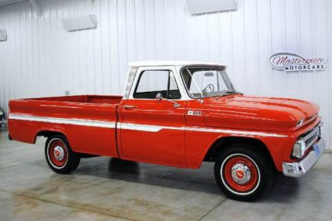 1965 Chevrolet Lumina Minivan for sale at Masterpiece Motorcars in Germantown WI
