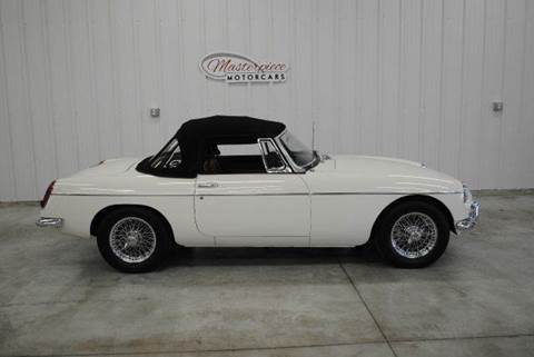 1965 MG B for sale at Masterpiece Motorcars in Germantown WI