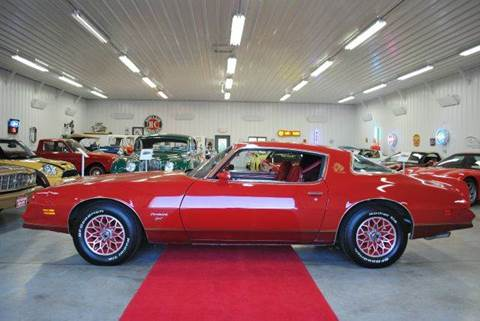 1978 Pontiac Firebird for sale at Masterpiece Motorcars in Germantown WI