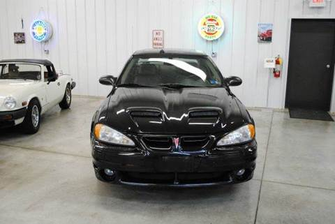 2003 Pontiac Grand Am for sale at Masterpiece Motorcars in Germantown WI