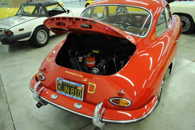 1963 Porsche 356B 1600 S Karmann Coupe In Germantown WI
