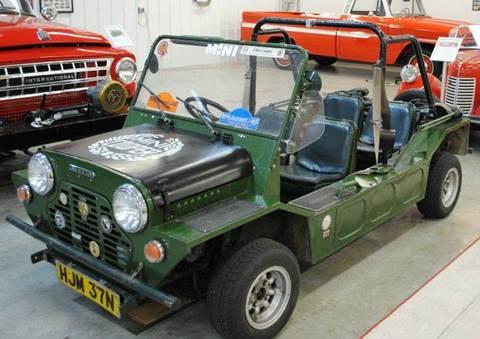 1966 Ausin Mini Moke for sale at Masterpiece Motorcars in Germantown WI