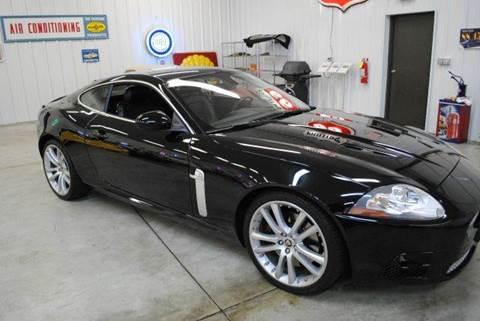 2007 Jaguar XKR for sale at Masterpiece Motorcars in Germantown WI