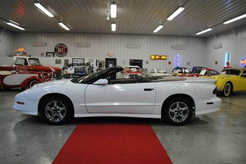 1997 Pontiac Trans Am for sale at Masterpiece Motorcars in Germantown WI