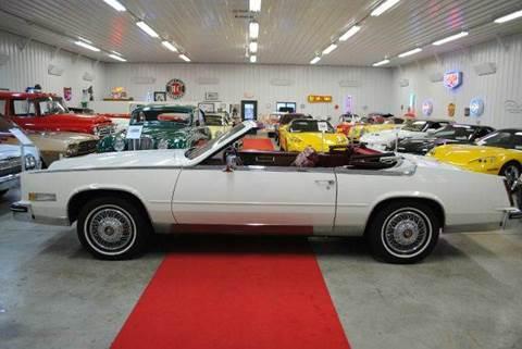 1984 Cadillac Eldorado for sale at Masterpiece Motorcars in Germantown WI