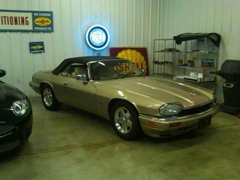 1995 Jaguar XJS for sale at Masterpiece Motorcars in Germantown WI