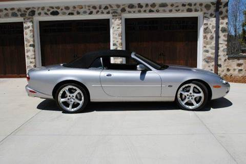 2001 Jaguar XKR for sale at Masterpiece Motorcars in Germantown WI