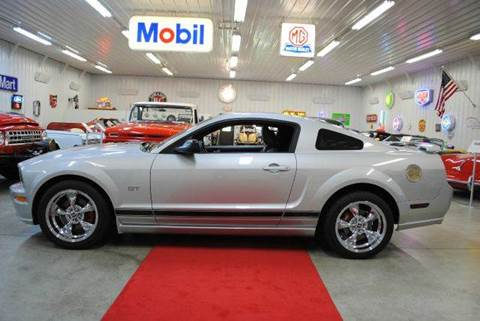 2005 Ford Mustang for sale at Masterpiece Motorcars in Germantown WI