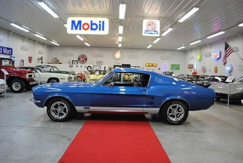 1967 Ford Mustang for sale at Masterpiece Motorcars in Germantown WI
