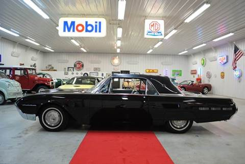 1962 Ford Thunderbird for sale at Masterpiece Motorcars in Germantown WI