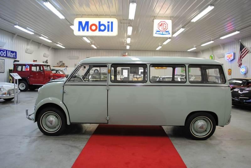 professionelle Website Werksverkauf online zum Verkauf 1959 Lloyd Lt 600 In Germantown WI - Masterpiece Motorcars