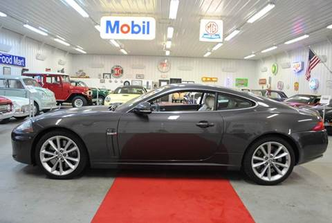 2010 Jaguar XK for sale at Masterpiece Motorcars in Germantown WI