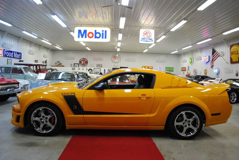 2008 Ford Mustang Roush 428R In Germantown WI - Masterpiece