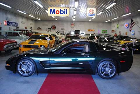 2000 Chevrolet Corvette for sale at Masterpiece Motorcars in Germantown WI