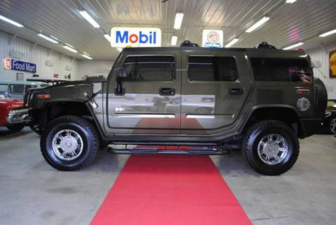 2003 HUMMER H2 for sale at Masterpiece Motorcars in Germantown WI