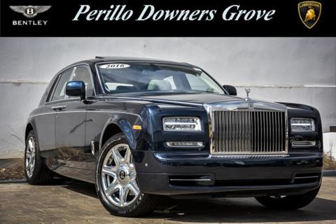 2016 Rolls-Royce Phantom for sale in Downers Grove, IL